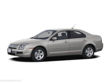 2008 Ford Fusion SE Sedan