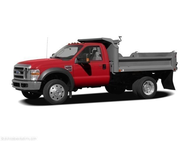 2008 Ford F-350 Chassis Cab XLT DRW Chassis Truck