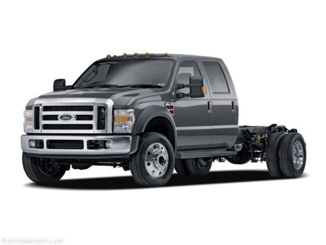 2008 Ford F-450 Chassis Cab Chassis Truck