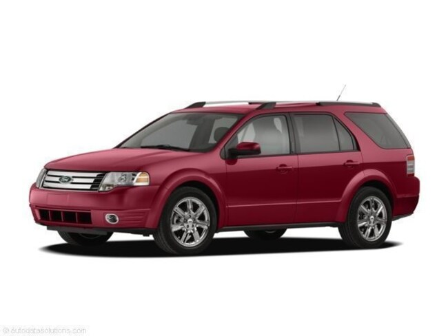 2008 Ford Taurus X Limited SUV for sale in Sanford, NC at US 1 Chrysler Dodge Jeep