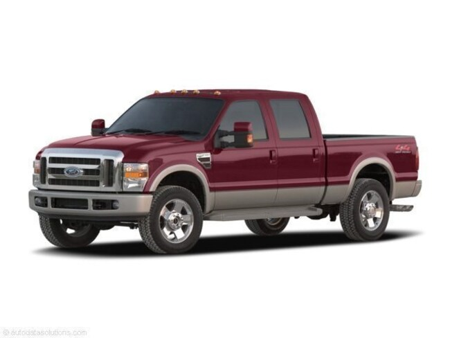 Used 2008 Ford F-250 Truck Crew Cab Near Sandpoint