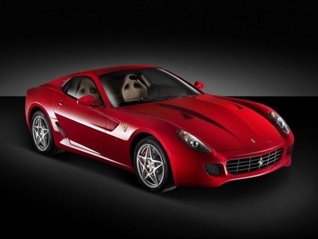 2008 Ferrari 599 GTB Fiorano F1A Coupe