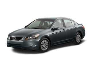 2008 Honda Accord LX LX  Sedan 5A