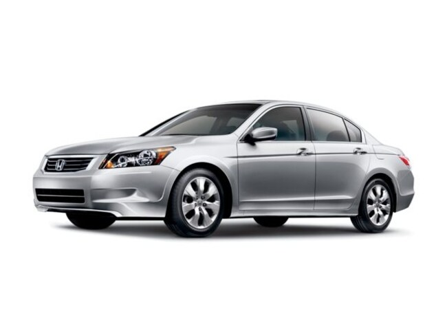 2008 Honda Accord 2.4 EX-L Sedan