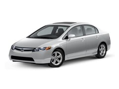 Bargain Used 2008 Honda Civic EX-L Sedan under $12,000 for Sale in Orlando