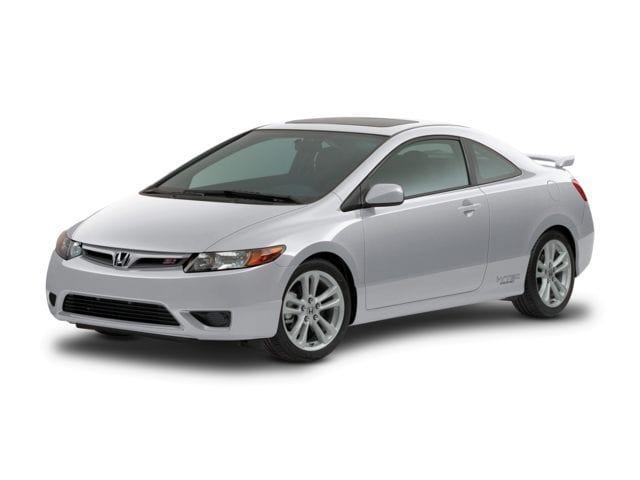 Used 2008 Honda Civic Si Coupe For Sale Sheboygan, WI