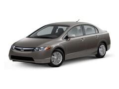 2008 Honda Civic Hybrid 4DR SDN HYB CVS Sedan