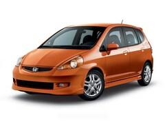 2008 Honda Fit Sport Compact Car
