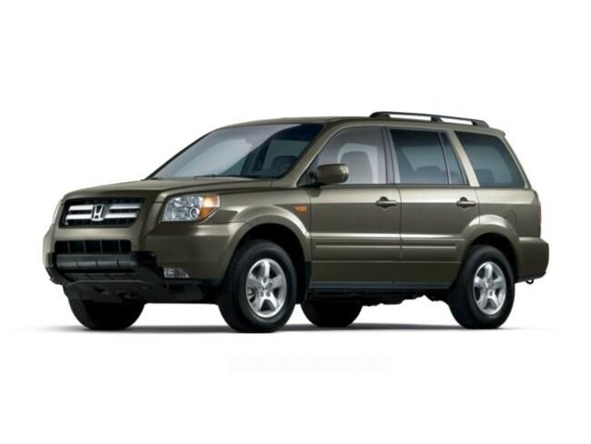 2008 Honda Pilot EX-L w/Navigation System SUV for sale in Sanford, NC at US 1 Chrysler Dodge Jeep