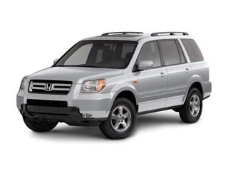 2008 Honda Pilot EXL Sport Utility