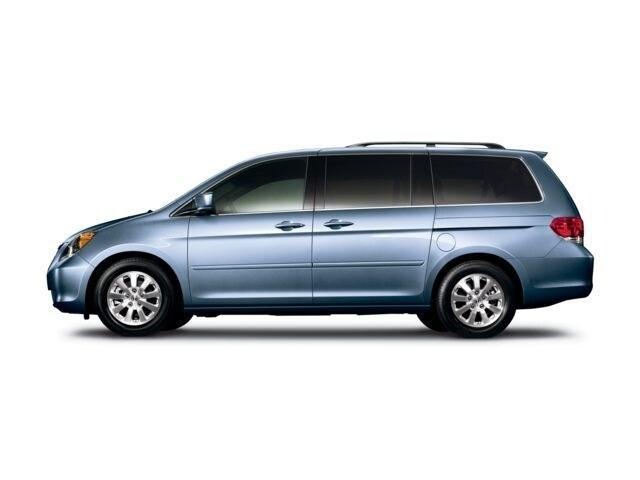 2008 Honda Odyssey EX L W/DVD Van