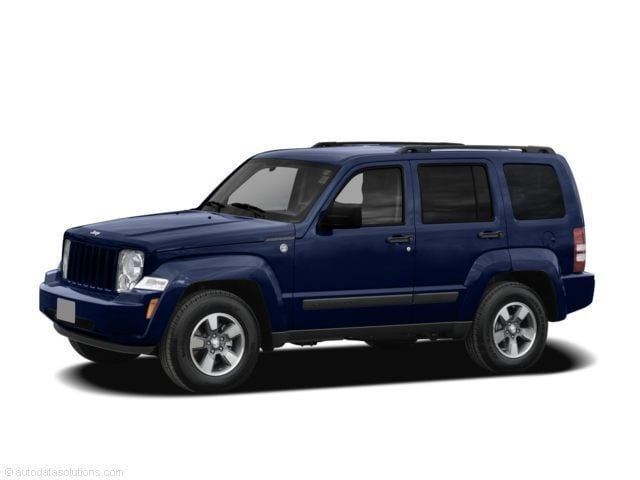 2008 Jeep Liberty Limited Edition SUV