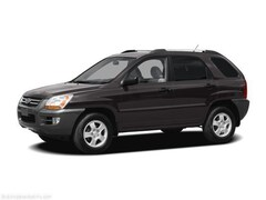 2008 Kia Sportage LX LX  SUV (2.7L V6 4A)