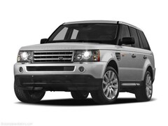 Used 2008 Land Rover Range Rover Sport Supercharged SUV for sale near Columbia, SC