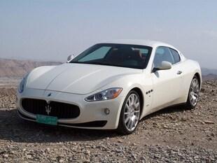 2008 Maserati GranTurismo Base Coupe