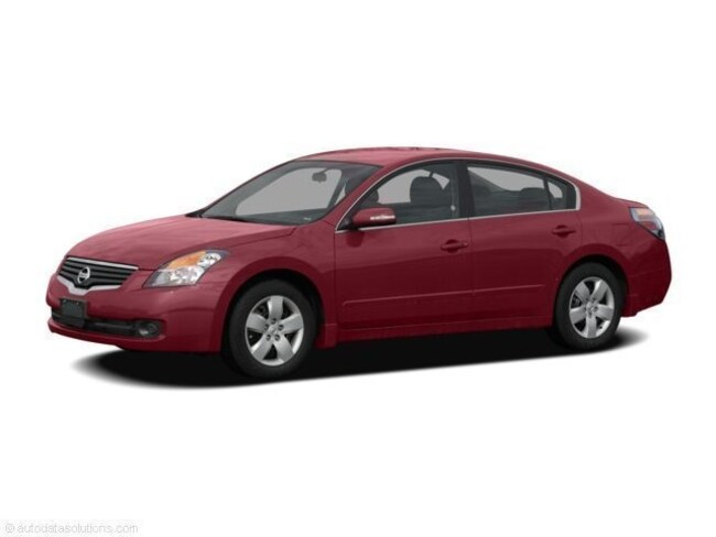 Used  2008 Nissan Altima I4 2.5 Sedan For Sale Conroe, TX