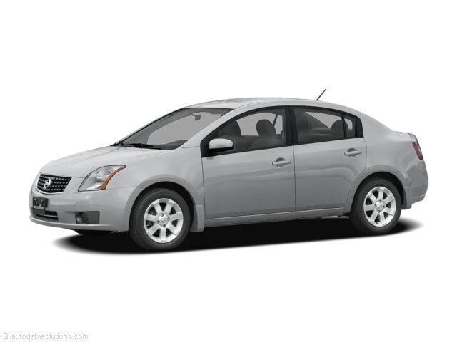 2008 Nissan Sentra Sedan