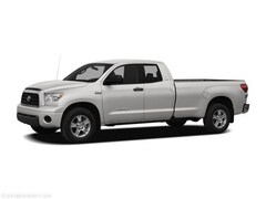 Used 2008 Toyota Tundra Limited Truck Double Cab 5TFBV58158X048942 for sale in Marion, IL