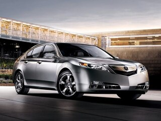 2009 Acura TL 3.7 w/Technology Package Sedan