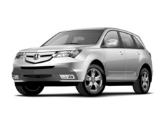 2009 Acura MDX 3.7L Sport Pkg w/Entertainment Pkg SUV