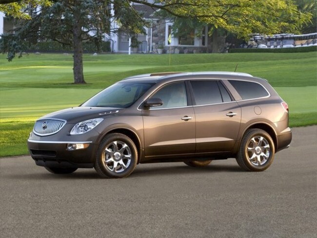 Used Buick Enclave CXL For Sale Wesley Chapel FL Serving - Buick wesley chapel