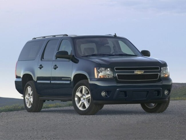 Used 2009 Chevrolet Suburban 1500 LTZ SUV Near Saginaw