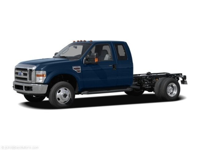 2009 Ford F550 XLT Flatbed