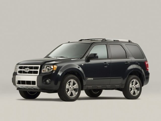 Used 2009 Ford Escape XLT SUV in Winston-Salem