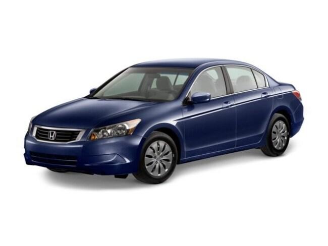 2009 Honda Accord Sdn LX I4 Auto LX