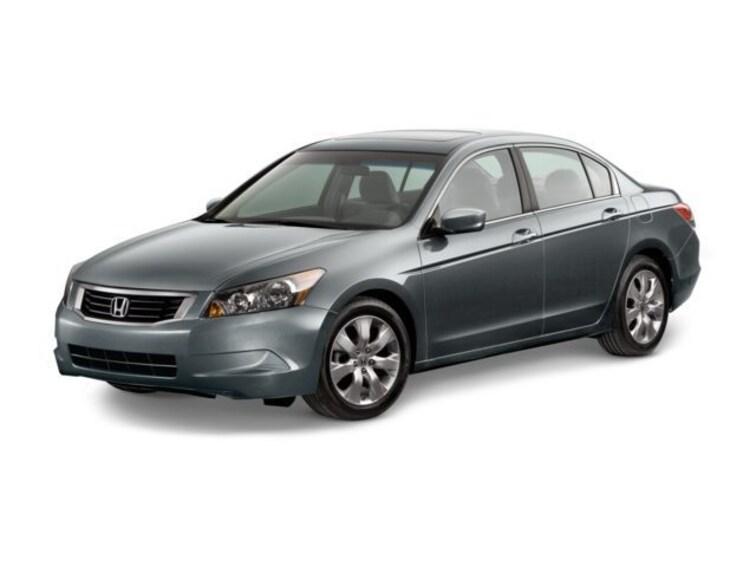 2009 Honda Accord 2.4 EX-L Sedan