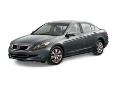 2009 Honda Accord EX-L Sedan V6