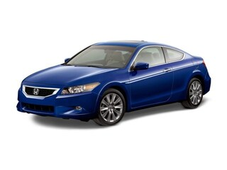 Used 2009 Honda Accord EX-L Coupe in Montgomery