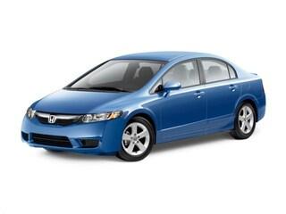 2009 Honda Civic 4dr Auto LX-S Car