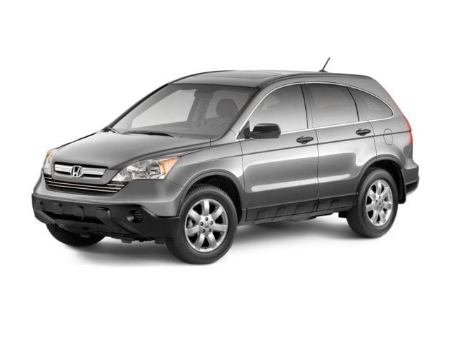 2009 Honda CR V EX SUV