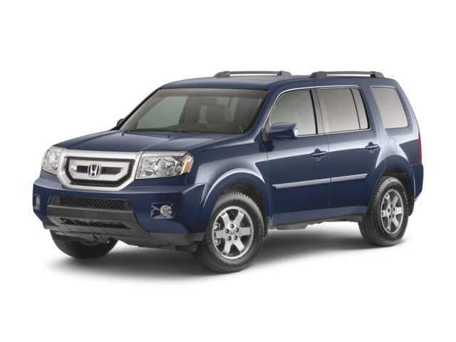 Used 2009 Honda Pilot Touring W/RES 4x4 SUV For Sale In Hayward, WI