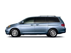 Used 2009 Honda Odyssey EX-L w/DVD RES/Navi Van for sale in Ontario, CA at Oremor Automotive Group