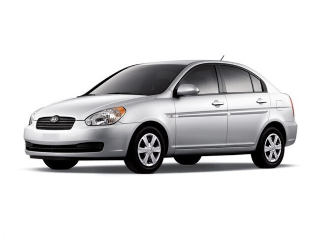 Used  2009 Hyundai Accent Sedan For Sale Long Island New York
