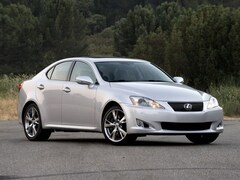 2009 LEXUS IS 250 Base Sedan