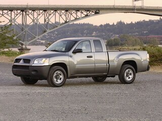 2009 Mitsubishi Raider LS Truck Extended Cab