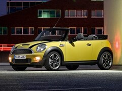 2009 MINI Cooper S Base Convertible
