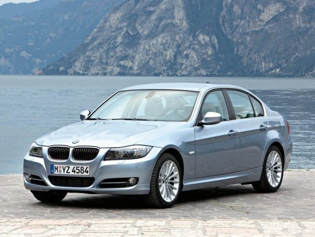 2010 BMW 3 Series 335i xDrive Sedan