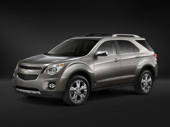 Used 2010 Chevrolet Equinox LS SUV for Sale in Richfield Springs, NY