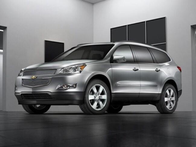 2010 Chevrolet Traverse LT w/1LT FWD