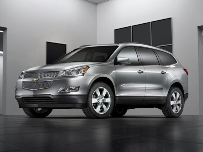 Used 2010 Chevrolet Traverse LT with 1LT AWD  LT w/1LT for sale near Jersey City