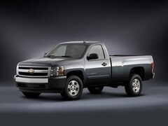 2010 Chevrolet Silverado 1500 WT Regular Cab
