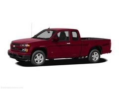 Bargain Used 2010 Chevrolet Colorado LT w/1LT Pickup Truck Under $10,000 for Sale in Asheboro, NC