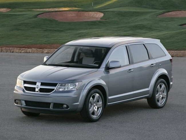 Used 2010 Dodge Journey SXT SUV for sale in Bronx