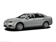 2010 Ford Fusion 4DR SDN S FWD Sedan