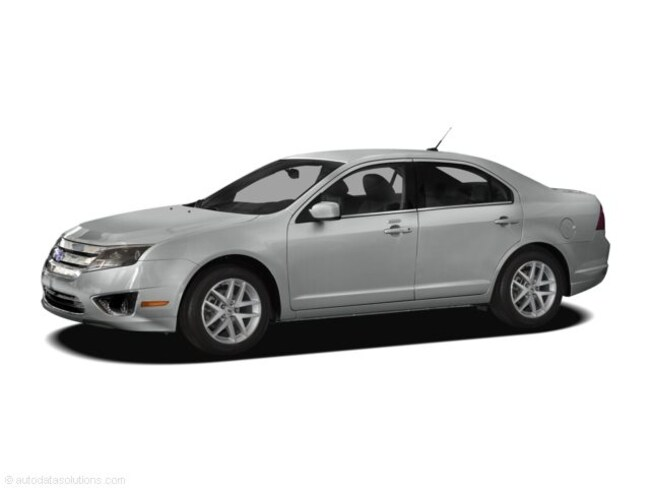 Used 2010 Ford Fusion 4DR SDN S FWD Sedan For Sale Clewiston, Florida