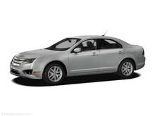 2010 Ford Fusion 4DR SDN S FWD Sedan